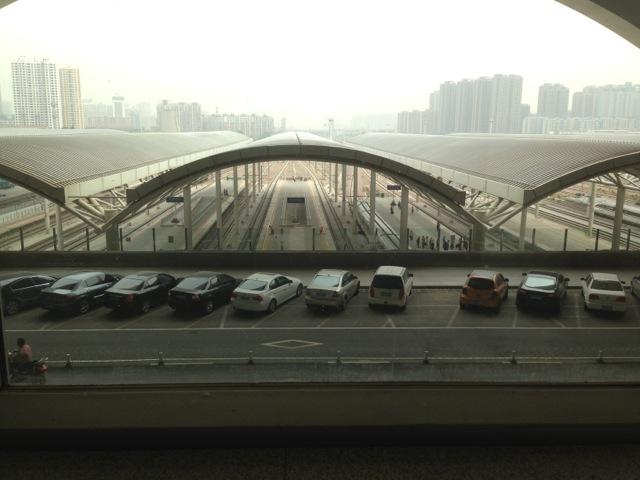 Shijiazhuang Railway Station