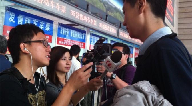 David Feng interviewed