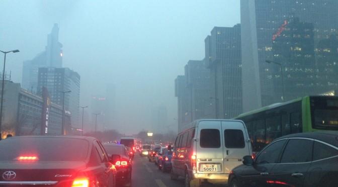 Beijing jams