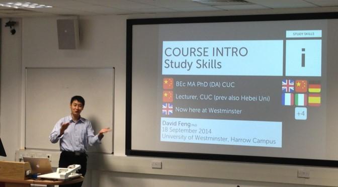 Study Skills Uni Westminster